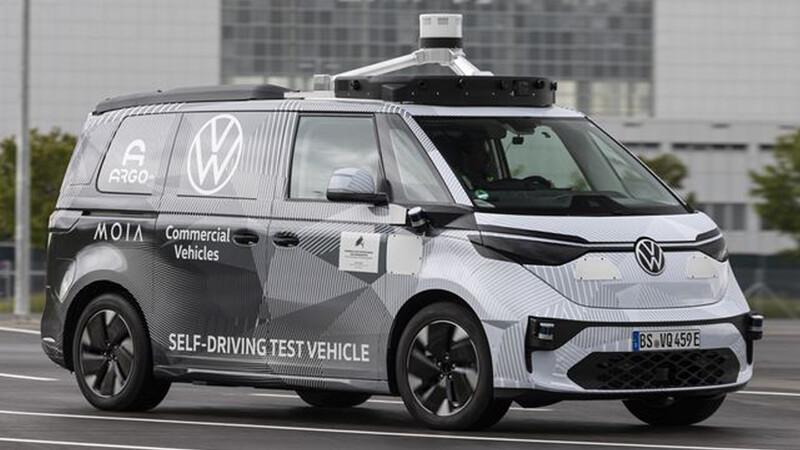La nueva Volkswagen Combi eléctrica ya es prototipo