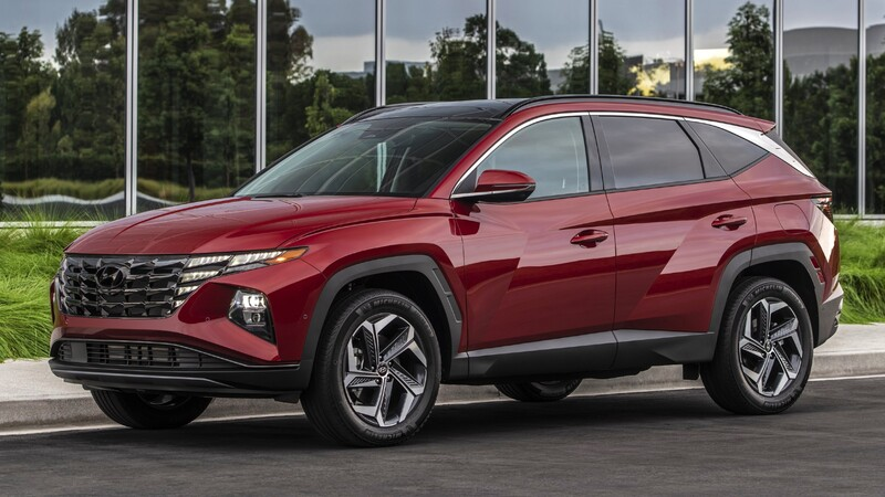 Hyundai Tucson 2022 llega a México en el segundo trimestre de 2021