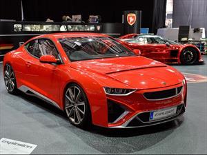 Gumpert Explosion, exótico deportivo con alma de Audi