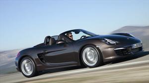 Nuevo Porsche Boxster 2013, pequeño Carreta GT