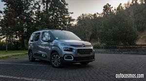 Test Drive: Citroën Berlingo Pasajeros 2019