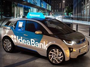 BMW i3 se convierte en un cajero automático