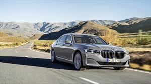 BMW Serie 7 2019 en Chile, con miras al segmento superior