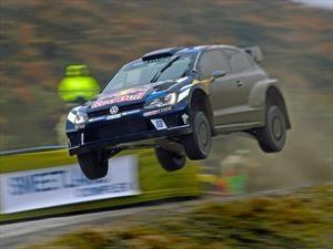Volkswagen se retira triunfante del WRC
