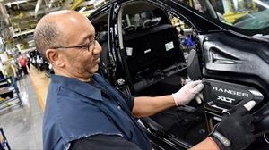 Ford anuncia inversión para la producción del Ranger, Bronco y F-150 eléctrico e híbrido