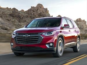 Chevrolet Traverse RS 2018 llega con motor turbo y un look deportivo