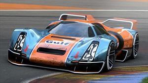 Porsche 906 Hommage es la modernización del ganador de Targa Florio 1966