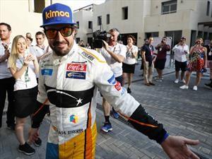 Fernando Alonso participará en la Indy 500 2019 con motor Chevrolet
