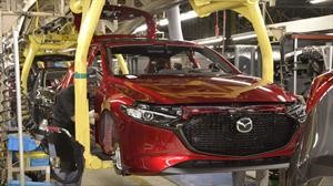 Mazda suspende la producción en la planta de Salamanca debido al coronavirus