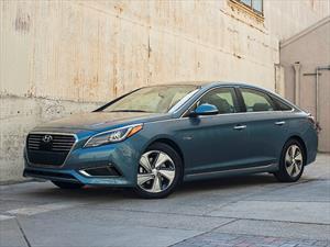 Hyundai Sonata Plug In Hybrid 2017 Llega A Estados Unidos Con Un Precio Inicial De 34 600 Dólares
