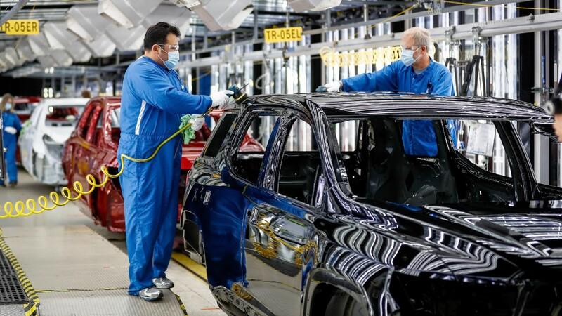 General Motors invierte 2,000 millones de dólares para la producción del Cadillac Lyriq