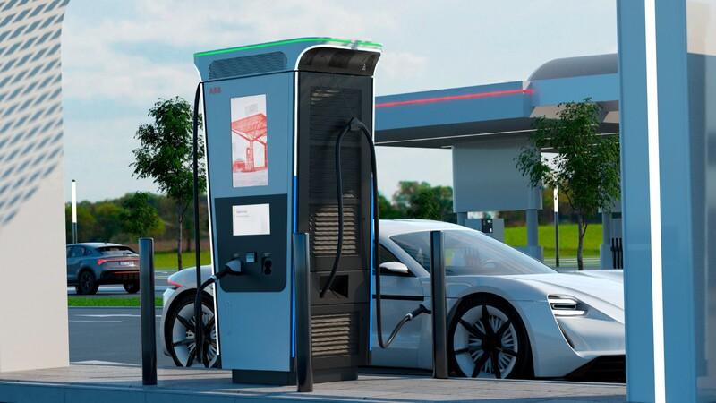 ABB ofrece el cargador de autos eléctricos más rápido del mundo