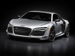 Audi R8 competition 2015 presente en el Auto Show de Los Ángeles 2014