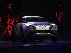 Changan construye una planta especial para autos eléctricos