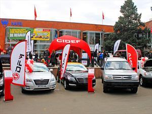 Cidef organizó primera Feria del Transportista enfocada a Pymes