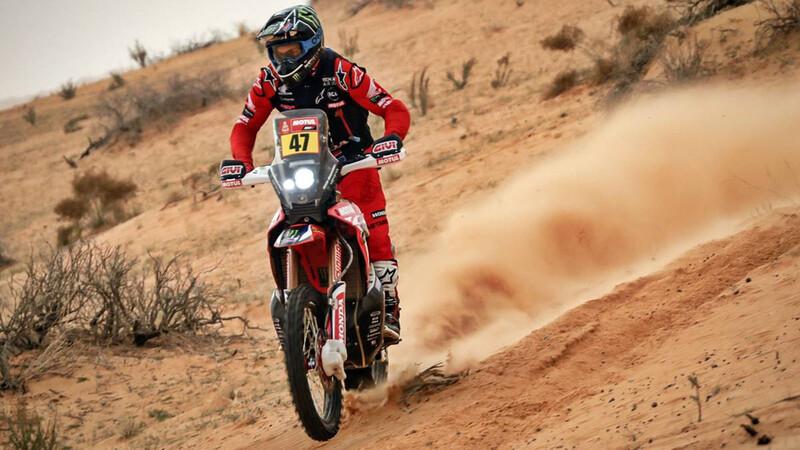 Dakar 2021 - Etapa 9: Benavides ganó y se acerca al líder