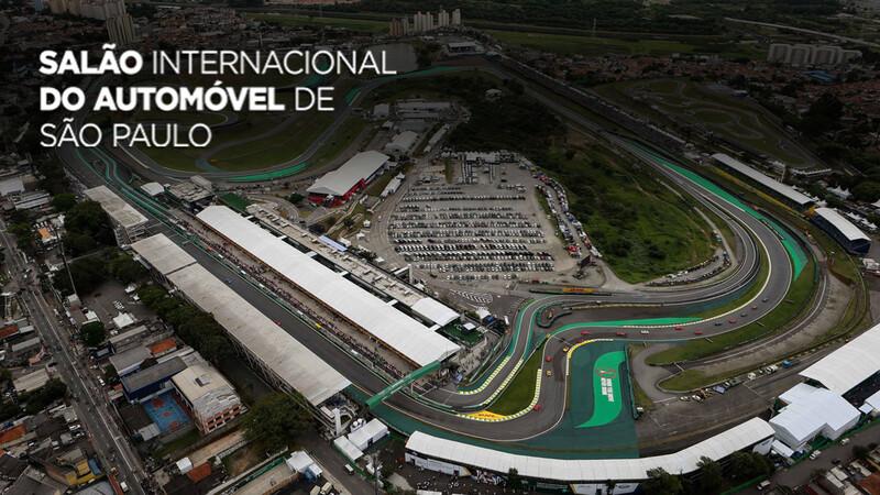 El Salón de San Pablo 2022 será en Interlagos