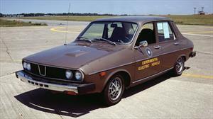 Rescatan un Renault 12 eléctrico probado por la NASA en los años 70
