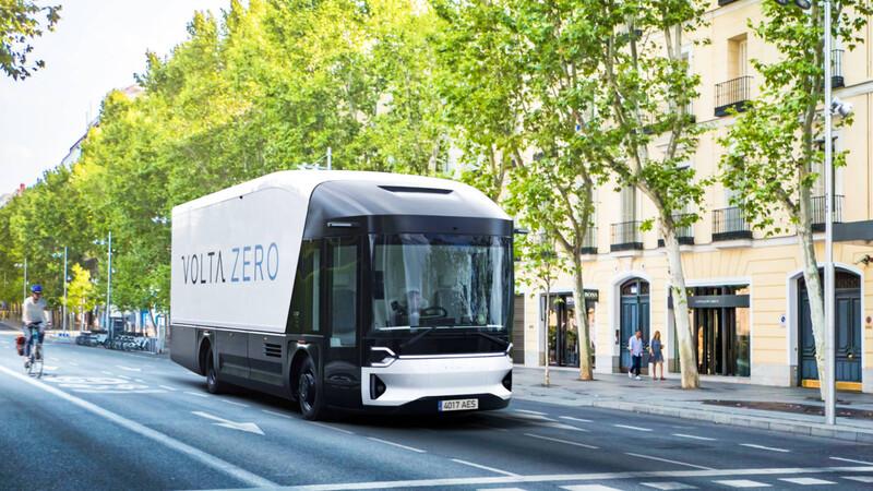 Volta espera lanzar cuatro camiones eléctricos para antes del 2025