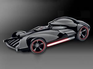 Darth Vader de cuatro ruedas