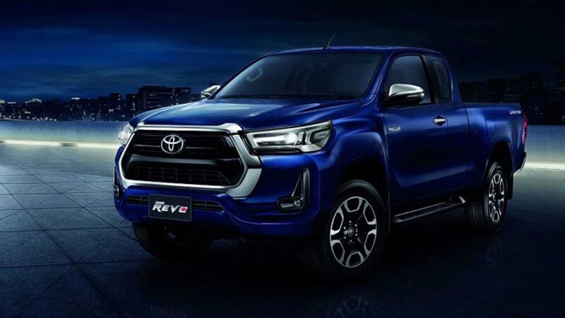 Toyota Hilux 2021 se lanza en Argentina