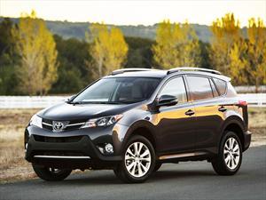 Toyota RAV4 se renueva en el Salón de Los Ángeles