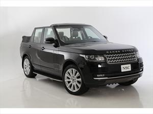 Range Rover Autobiography Convertible 2013 se presenta