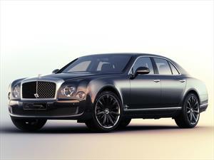 Bentley Mulsanne Speed Blue Train, limitado a cuatro unidades
