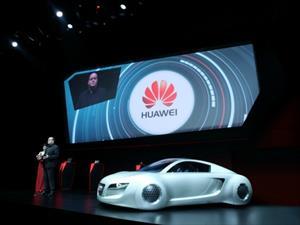 Audi y Volkswagen realizan alianza con Huawei