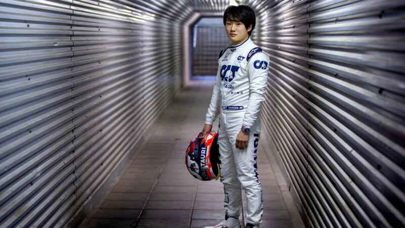 F1 2021: Yuki Tsunoda es confirmado para ocupar el segundo asiento de la escudería Alpha Tauri
