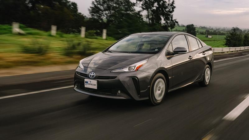 Toyota Prius festeja 10 años en México