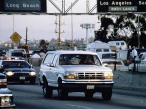 La Ford Bronco de OJ Simpson se encuentra en venta