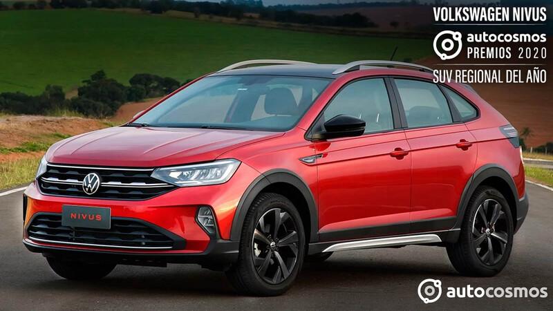Premio Autocosmos SUV Regional 2020: Volkswagen Nivus
