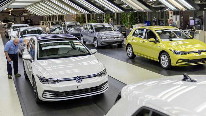 Volkswagen produciría dos millones de autos menos este año, por falta de microchips