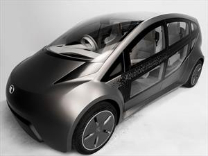 Tata ConnectNext EV Concept debuta