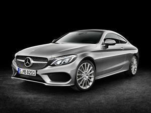 Mercedes-Benz Clase C Coupé 2017 debuta