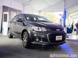 Chevrolet Sonic 2017 se renueva