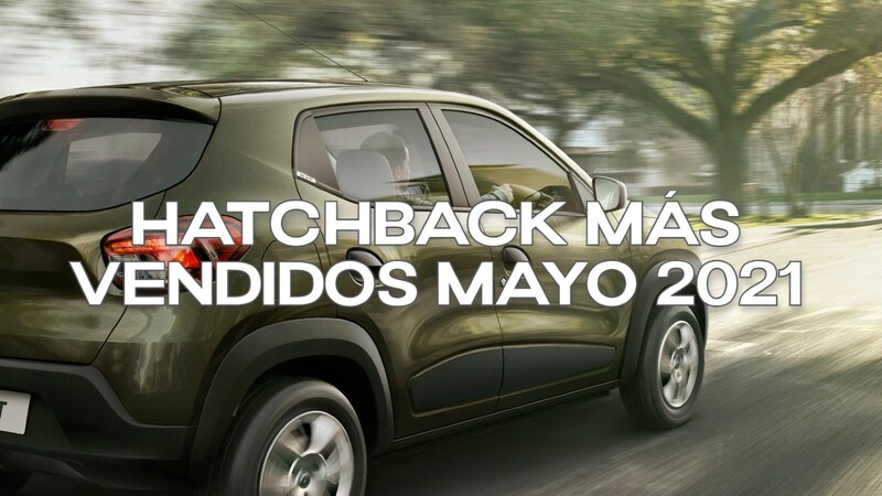 Hatchback más vendidos en Colombia en mayo de 2021