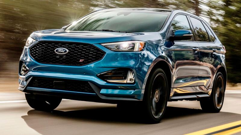La nueva generación de la Ford Edge habría sido cancelada