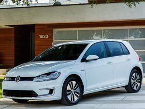Volkswagen e-Golf 2017 ofrece más autonomía y de paso poder