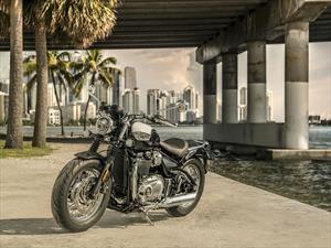 Triumph lanza tres nuevas motocicletas