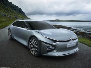 Citroën CXperience Concept: futuro sedán de la marca del doble chevrón
