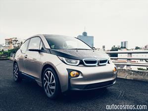 Manejamos el BMW i3 2015