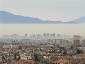 En mayo comienza la restricción permanente para catalíticos bajo 2012 en Santiago