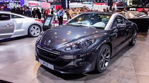 Peugeot RCZ 2013 se presenta en París