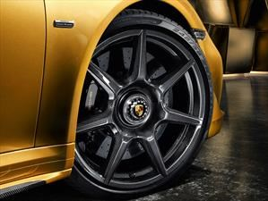 Porsche 911 Turbo S Exclusive Series ofrece rines de fibra de carbono