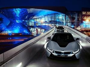BMW y Shell firman alianza