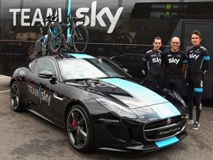 Jaguar correrá en el Tour de France