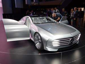 Mercedes-Benz IAA Concept se presenta