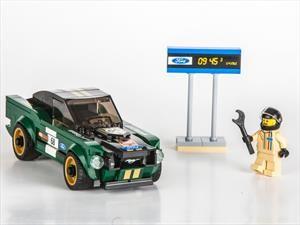 Ford Mustang Fastback 1968 de LEGO se presenta